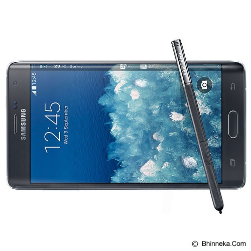 SAMSUNG Galaxy Note 4 Edge [N915] - Black - Smart Phone Android